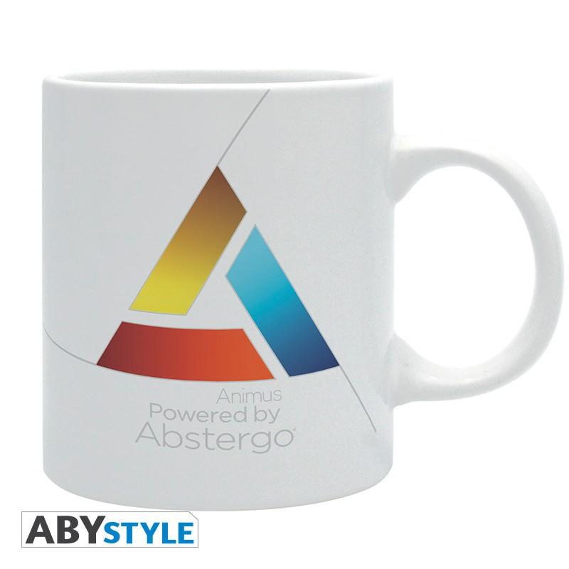 ASSASSIN'S CREED Abstergo Logo mug