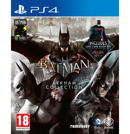 Batman: Arkham Collection Steelbook Edition