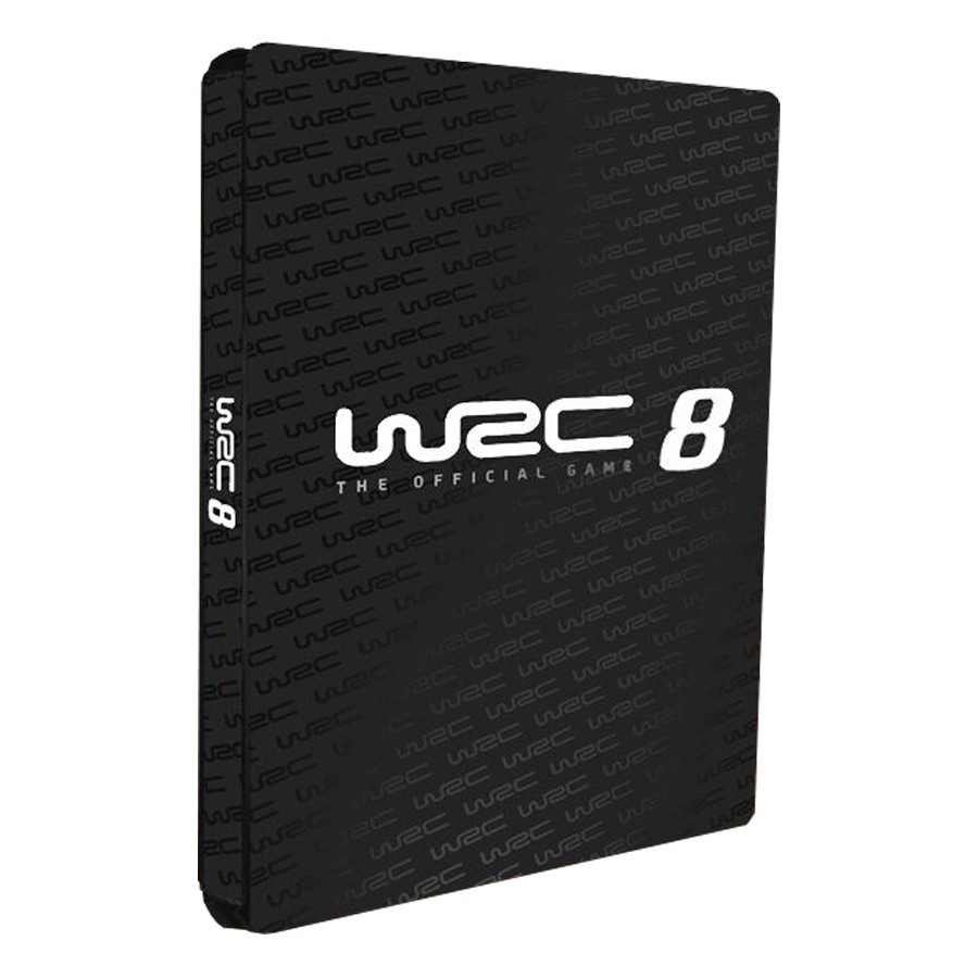 WRC 8 - Collectors Edition