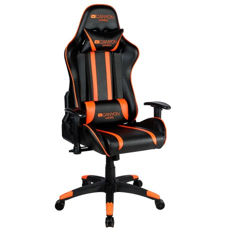 Canyon Fobos black/orange gaming chair