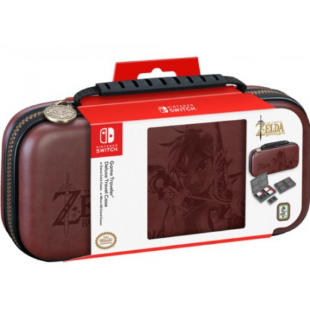 Game Traveler Deluxe Travel Case Brown