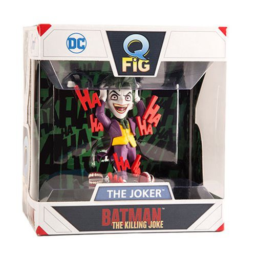 DC COMICS JOKER THE KILLING JOKE Q-FIG statulėlė   10cm