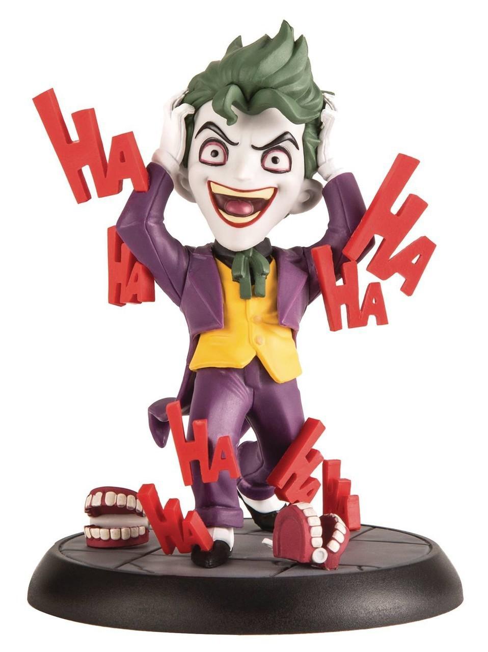 DC COMICS JOKER THE KILLING JOKE Q-FIG statulėlė | 10cm