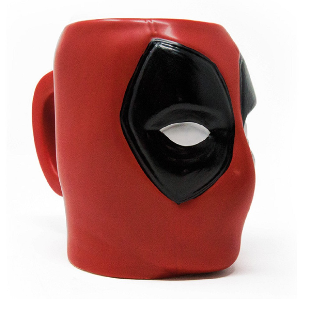 Deadpool - Face 3D puodukas