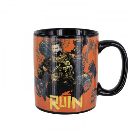 CALL OF DUTY - BLACK OPS 4 HEAT CHANGE MUG
