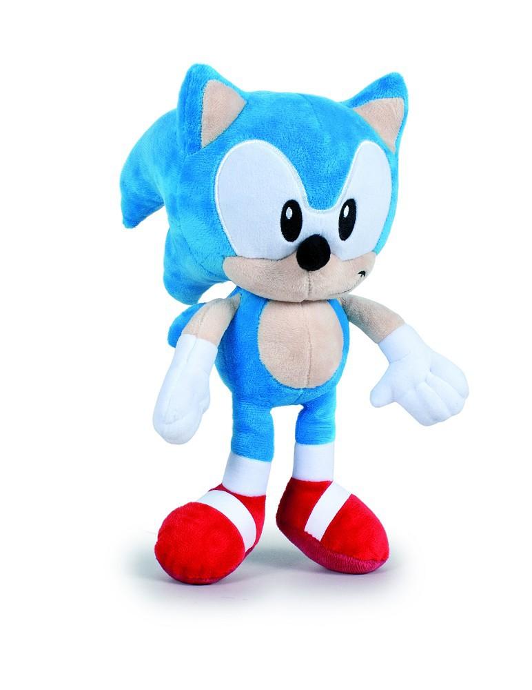Sonic The Hedgehog PLUSH 30cm