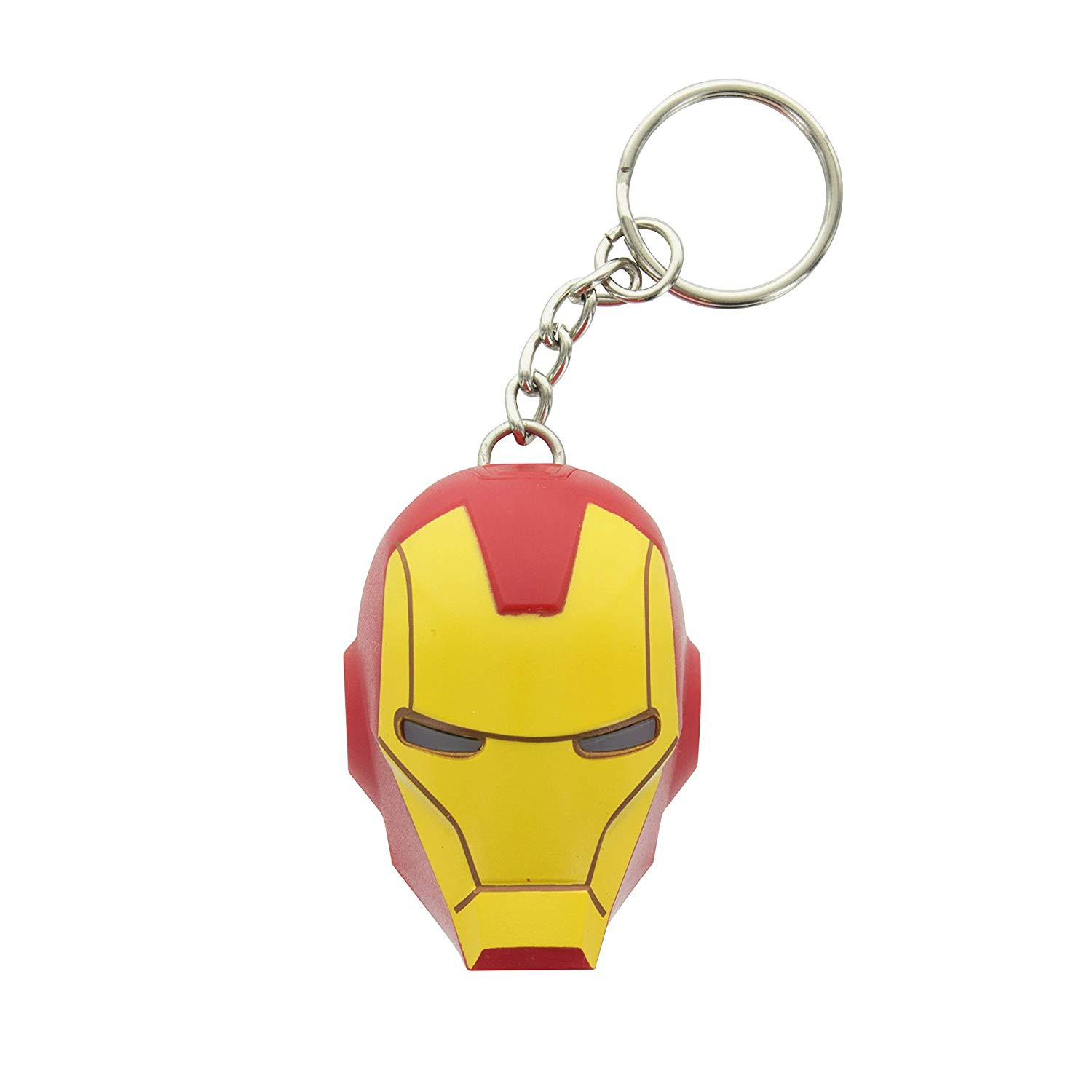 IRON-MAN - IRON MAN LED TORCH keyring