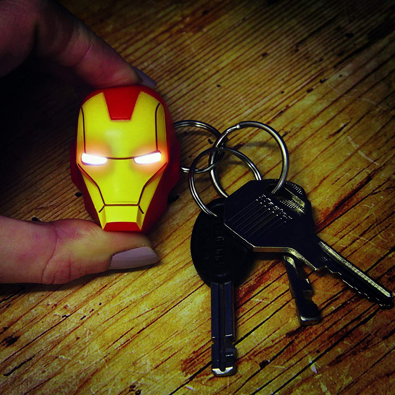 IRON-MAN - IRON MAN pakabukas su šviesele