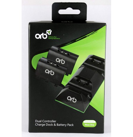 ORB Dual Controller Charge Dock with Recharge Battery
