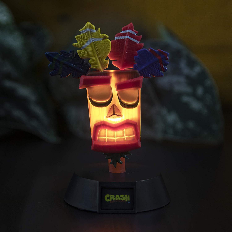 Crash Bandicoot AKU ICON light 10cm