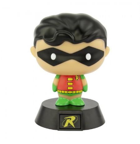 DC Comics Robin ICON lempa 10cm