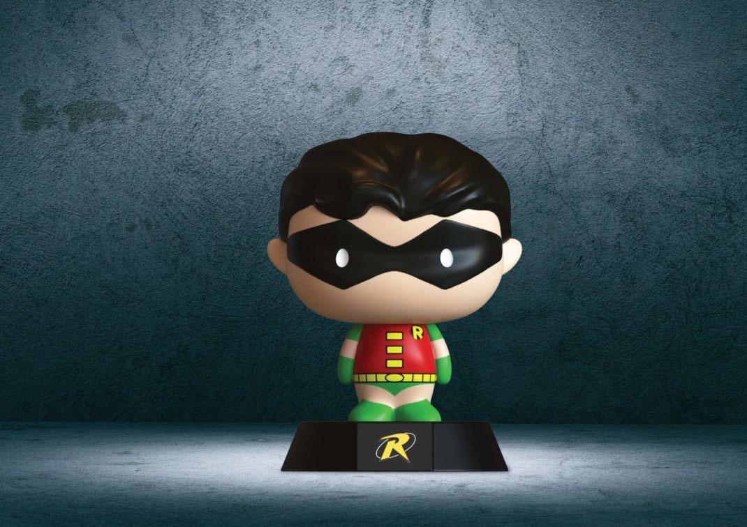 DC Comics Robin ICON light 10cm
