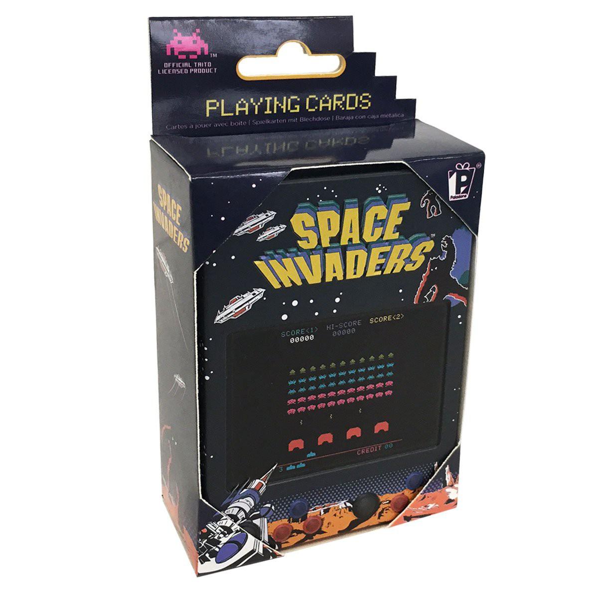 Space Invaders - kortos