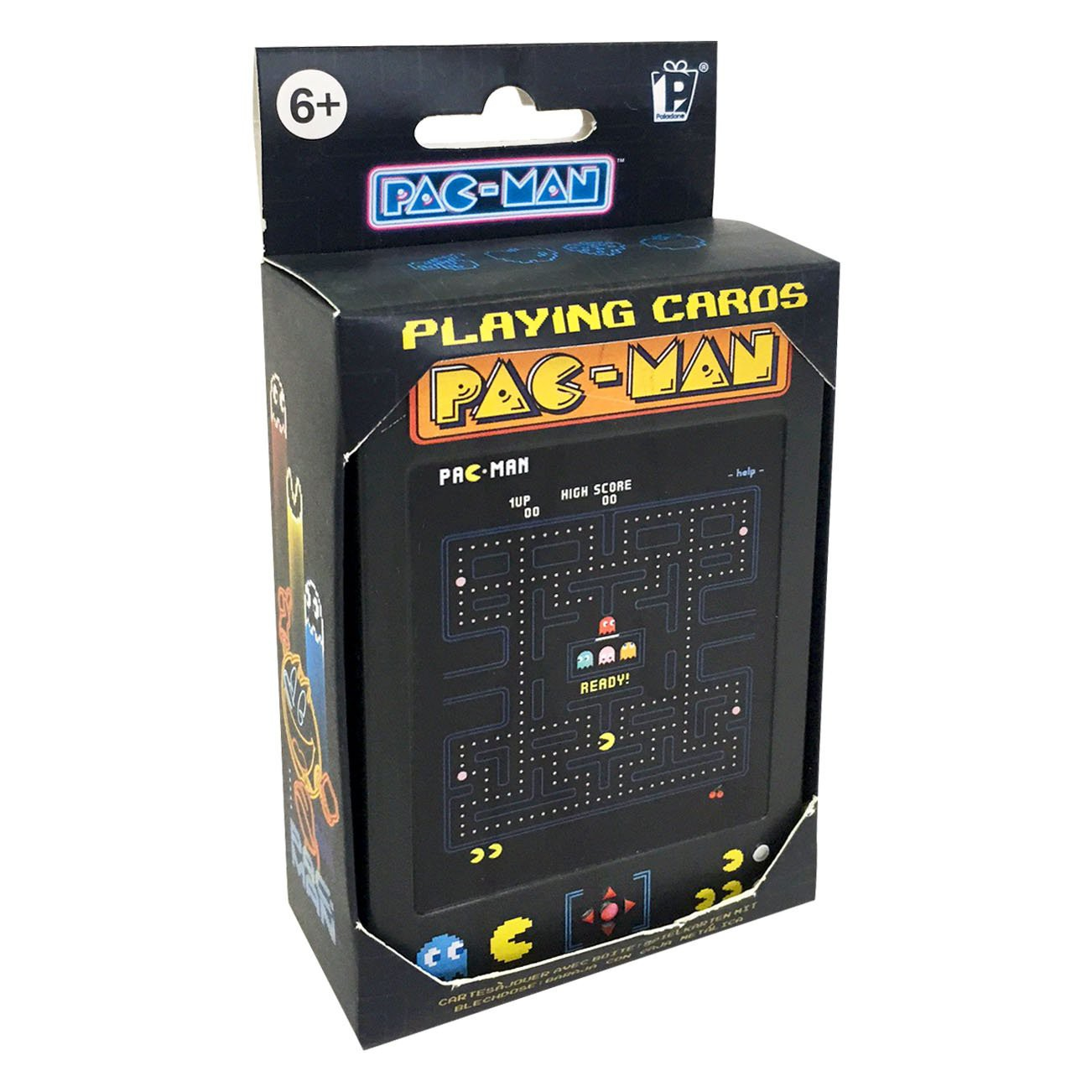 PAC-MAN - Playing Cards