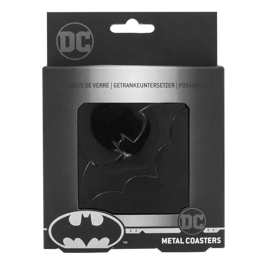 Batman Black Matte - METAL COASTERS