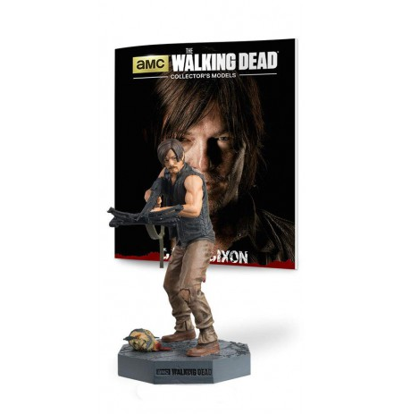 The Walking Dead Collector's Models: Daryl Dixon figurine| 10cm