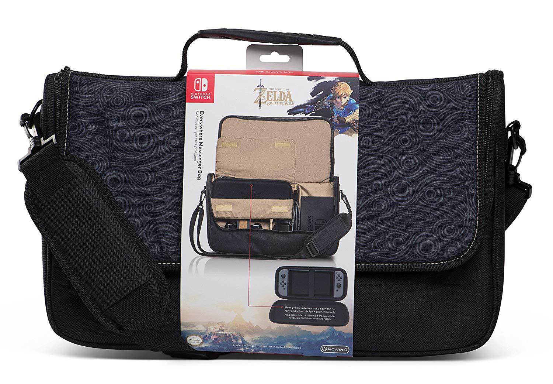Nintendo Switch Everywhere Messenger - Legend of Zelda kompiuterio kuprinė