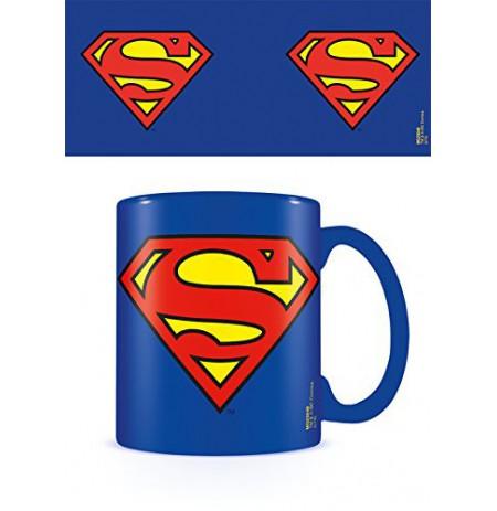 DC Originals Superman Logo pudukas 315ml