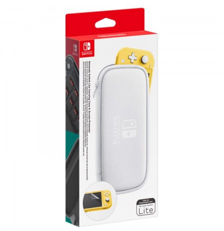 Nintendo Switch Lite - Carrying Case & Screen Protector