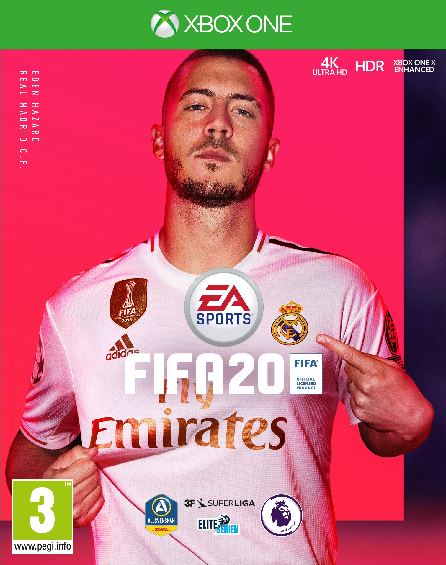 FIFA 20 Standard Edition (RU audio)