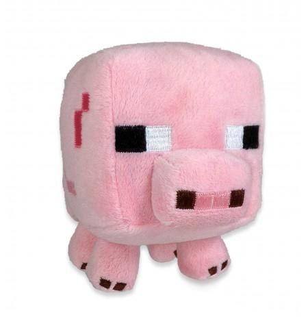 Pliušinis žaislas Minecraft Baby Pig | 17cm