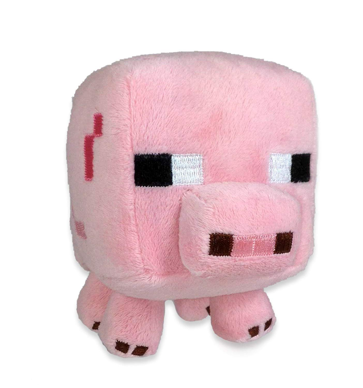 Plush toy Minecraft Creeper | 17cm