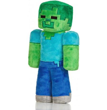 Pliušinis žaislas Minecraft Skeleton | 12-17cm
