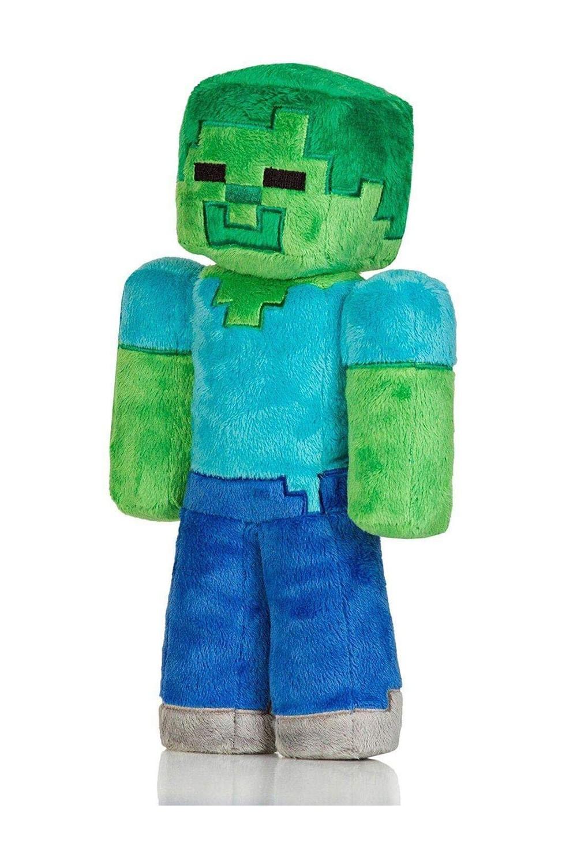 Pliušinis žaislas Minecraft Zombie | 12-17cm