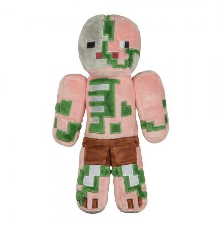 Pliušinis žaislas Minecraft Zombie Pigman | 12-17cm