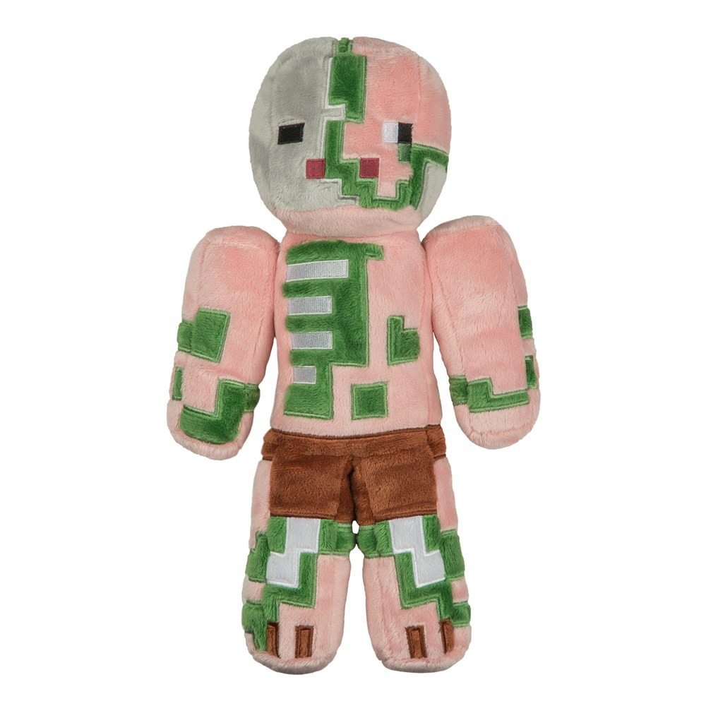 Plush toy Minecraft Zombie Pigman| 12-17cm