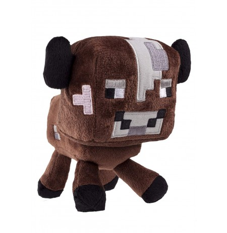 Plush toy Minecraft Baby Cow| 12-17cm