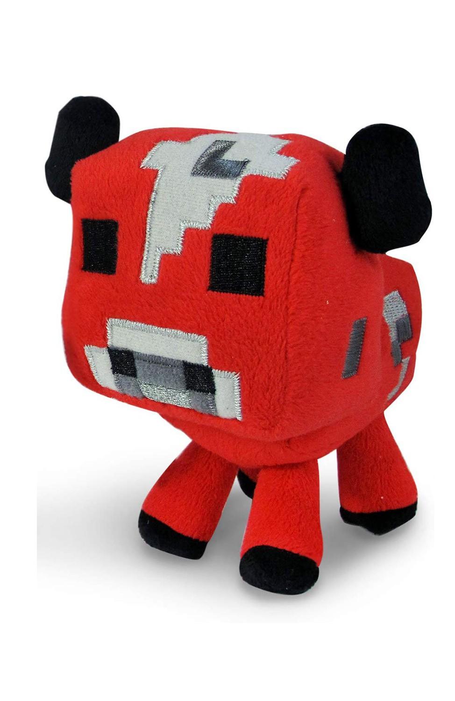 Pliušinis žaislas Minecraft Baby Mooshroom | 12-17cm