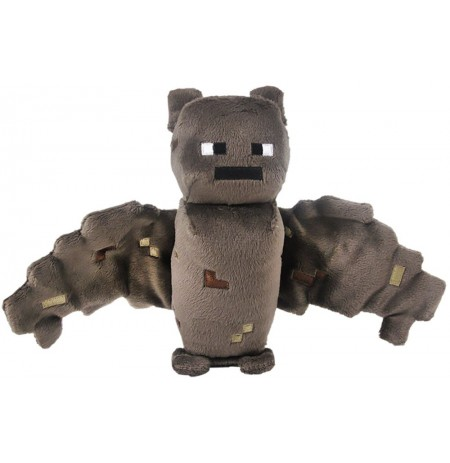 Plush toy Minecraft Overworld Bat| 12-17cm