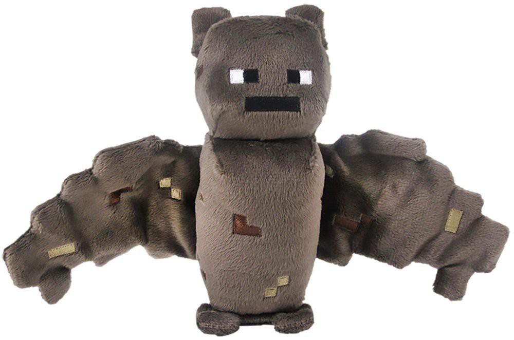 Plush toy Minecraft Baby Mooshroom  12-17cm