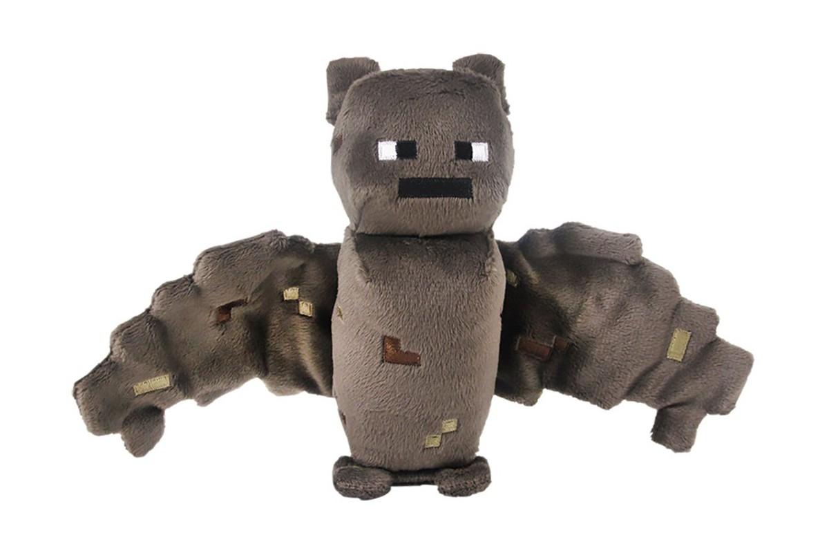 Pliušinis žaislas Minecraft Overworld Bat | 12-17cm