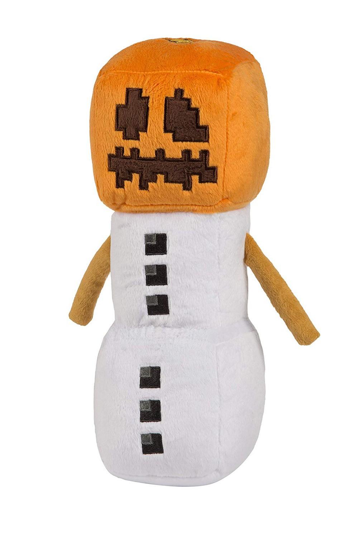 Plush toy Minecraft Snow Golem | 12-17cm