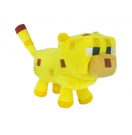 Plush toy Minecraft Baby Ocelot | 12-17cm