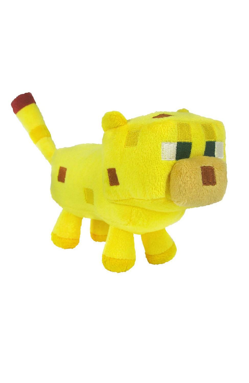 Pliušinis žaislas Minecraft Baby Ocelot   12-17cm