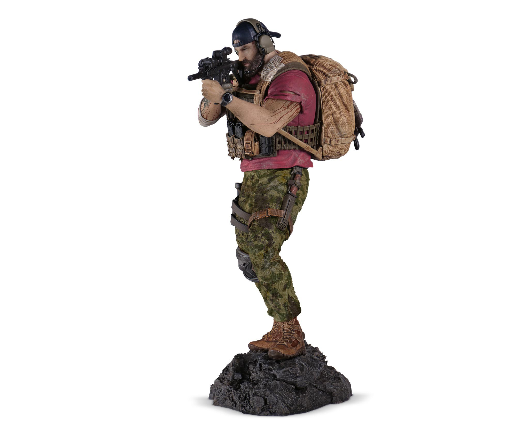 Ghost Recon Breakpoint Nomad  Figurine | 25cm