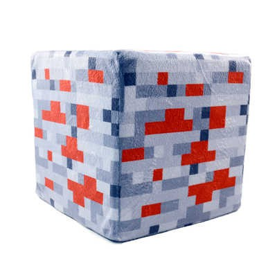 Plush toy Minecraft Redstone   12-17cm