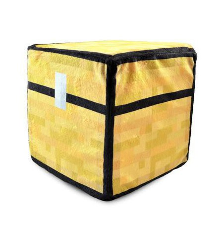 Plush toy Minecraft TNT | 12-17cm
