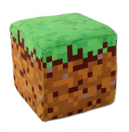 Pliušinis pakabukas Minecraft Chest | 12-17cm