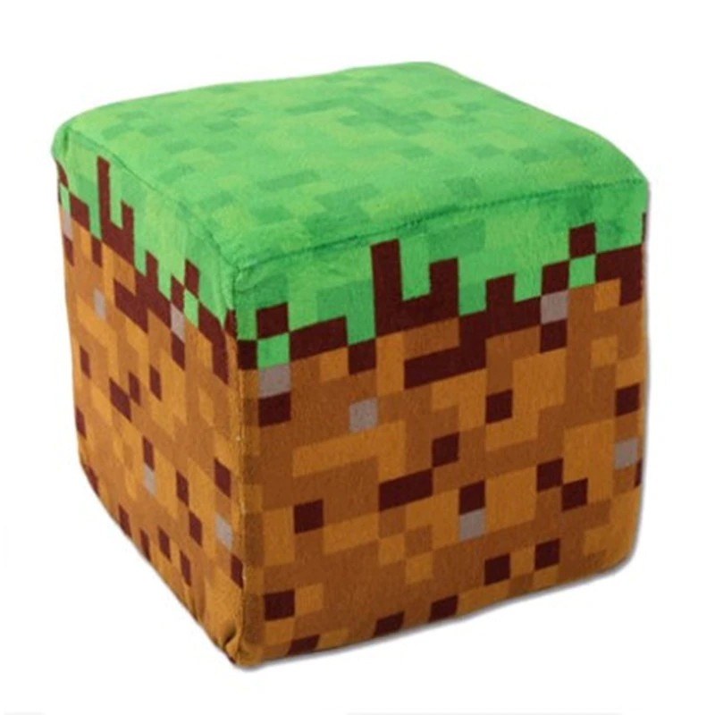 Pliušinis pakabukas Minecraft Chest   12-17cm