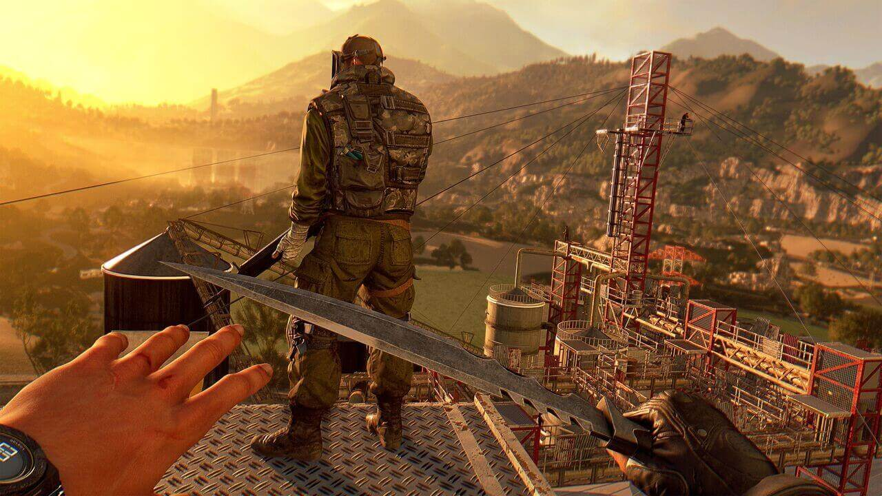 Dying Light: The Following Enhanced Edition