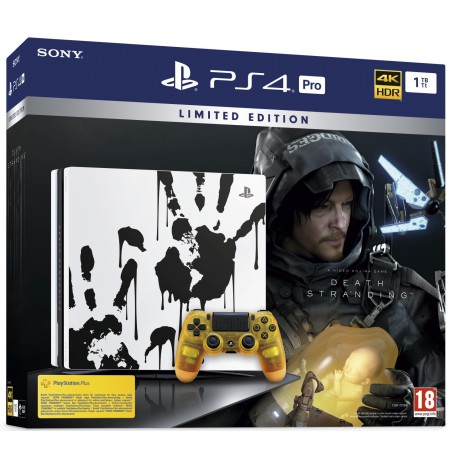 PlAYSTATION 4 Pro 1TB - Death Stranding Limited edition