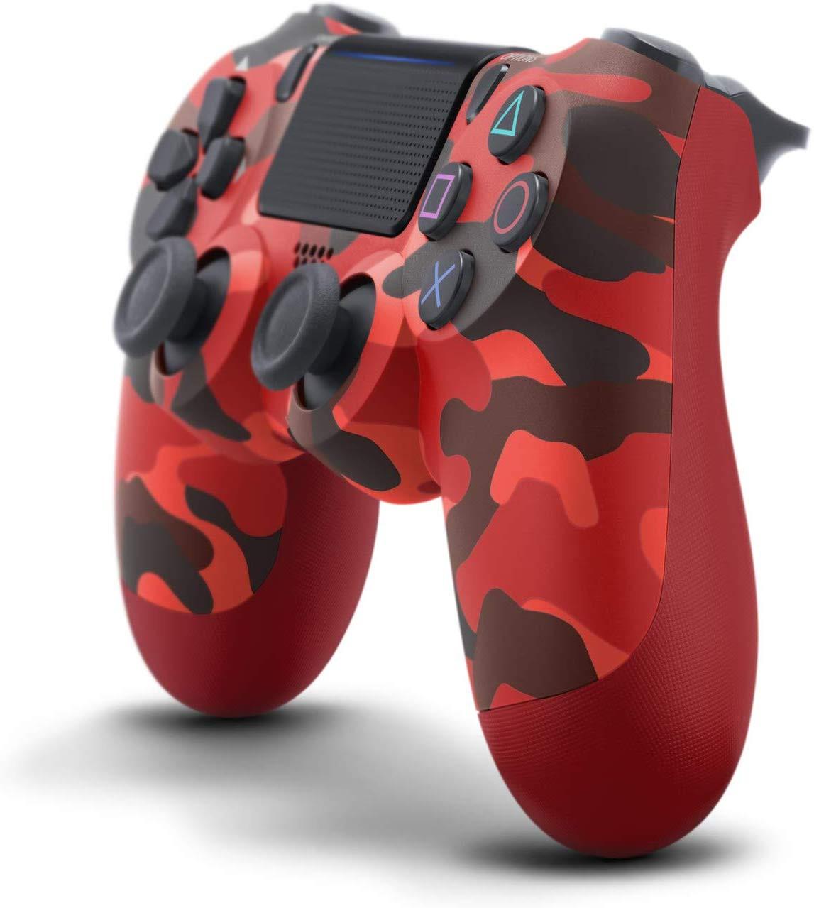 Sony PlayStation DualShock 4 V2 valdiklis - Red Camo