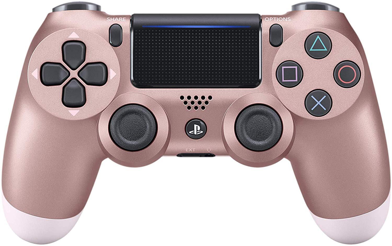 Sony PlayStation DualShock 4 V2 valdiklis - Rose Gold
