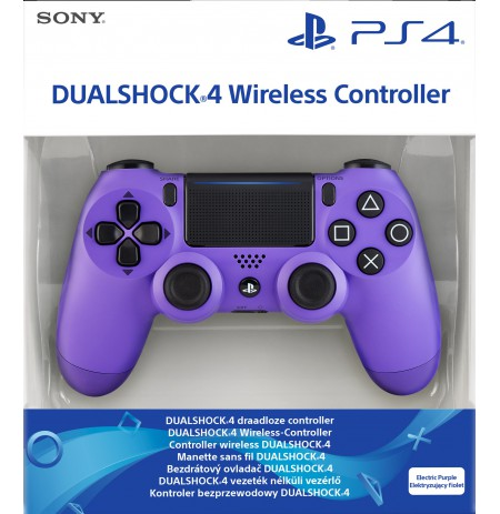 Sony PlayStation DualShock 4 V2 Controller - Electric Purple