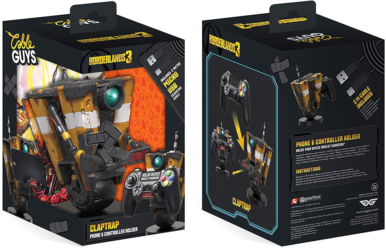 Borderlands 3 - Claptrap Cable Guy stand