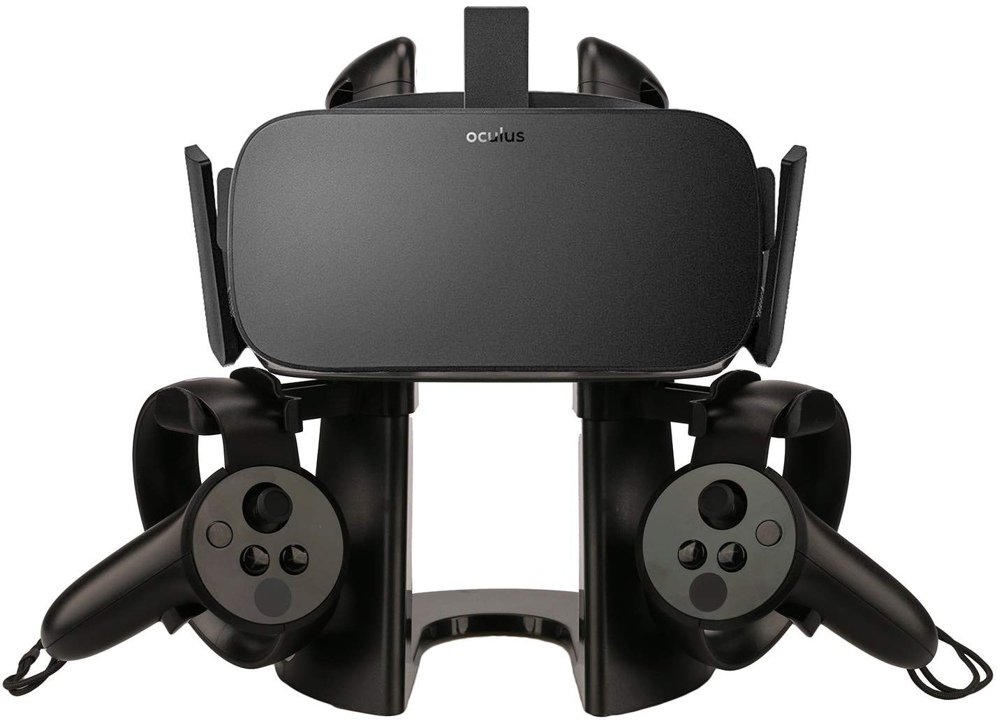 AMVR VR Stand, Headset Display Holder for Oculus Rift S / Quest 2 / Quest